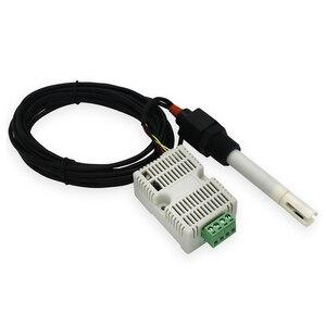 Image 3 - 12 24 V di Alimentazione 485 di Acqua di Mare Trasmettitore EC TDS DEL tester DEL Sensore Modulo CE 4 20ma Modbus 485 Conducibilità EC /TDS DEL tester DEL Sensore
