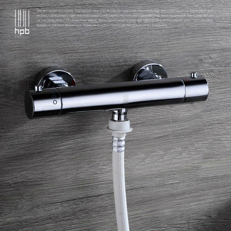 HPB Brass Thermostatic Garden Faucet Outdoor Faucets