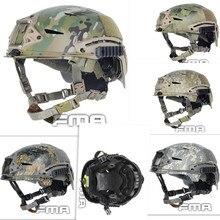 Exfil тактический удар шлем быстрого реагирования тактический камуфляж 8 color шлем