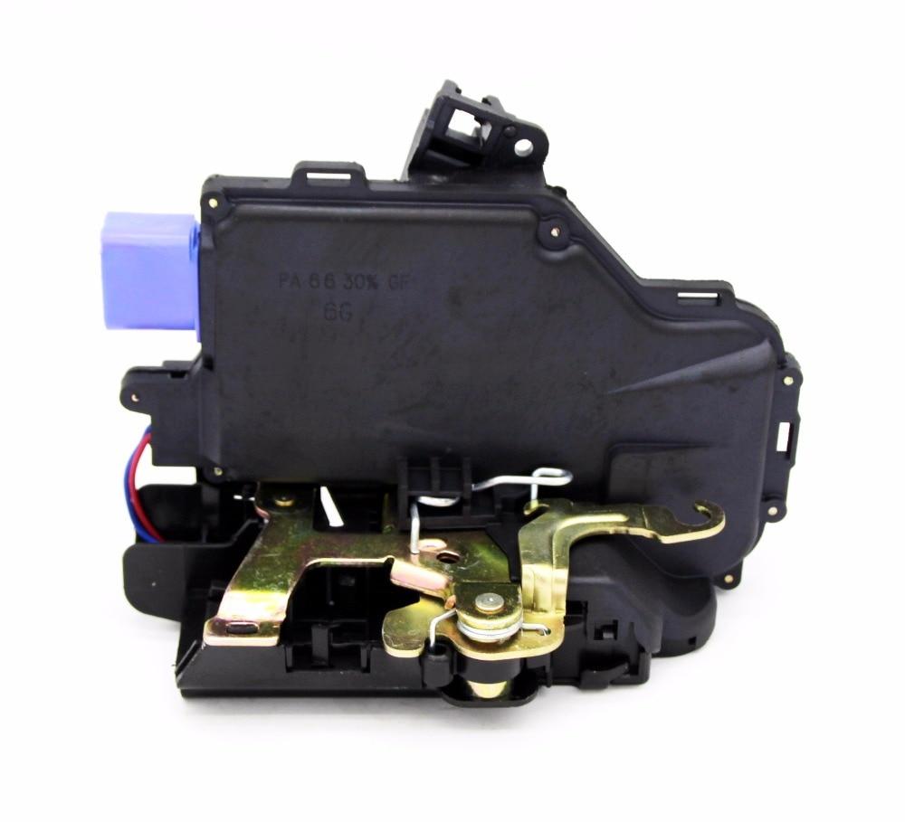 3D4839015A 7L0839015D REAR LEFT SIDE DOOR LOCK ACTUATOR CENTRAL MECHANISM FOR VW TOUAREG (7LA, 7L6, 7L7) 2002-2010