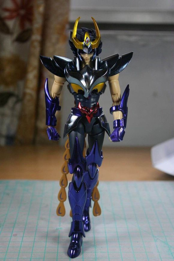 все цены на in stock Phoenix Ikk TV Saint Seiya Cloth EX final VER.3 V3 metal armor GREAT TOYS GT toy PayPal Payment