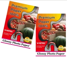 Glossy Paper A4 SIZE photo paper