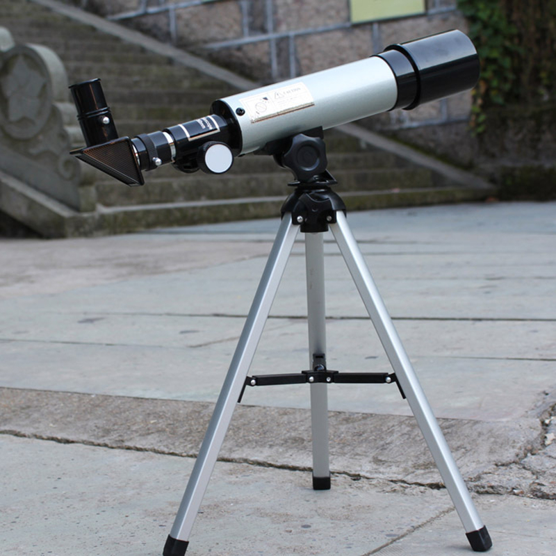 Hot Astronomic Telescope Monocular Astronomical Binoculars Landscape Lens Spotting Scopes Aluminum Tripod f50360 outdoor monocular space telescope astronomical landscape spotting scope 90x zoom binoculars telescope portable tripod