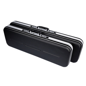 Image 2 - New ABS Shell Adjustable Fishing Bag Fishing Equipment Rod Bag Tactical Bag Folding Box Case With Coded Lock Waterproof