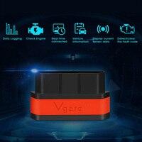 OBD2 Car Fault Code Reader Bluetooth 3.0 Scanner Automobile Engine Fault Diagnosis Instrument ARM Chips Adapter Diagnostic Tool|  -