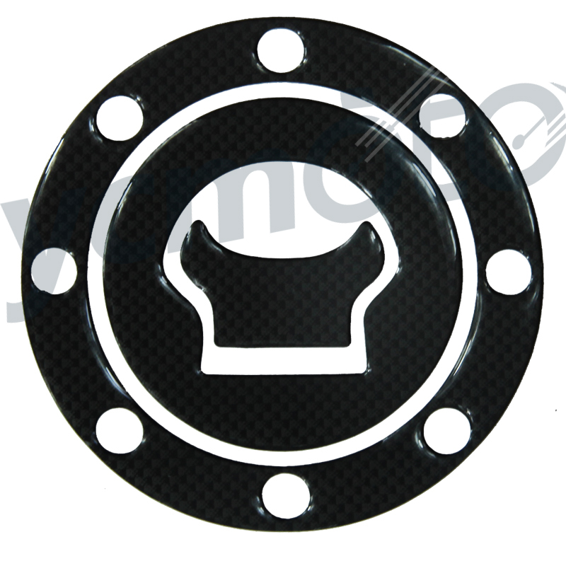Motorcycle Tank Gas Protector Pad Sticker Fiber Rubber Decal Fit For HYOSUNG GT250R GT650R 2006 2007 2008