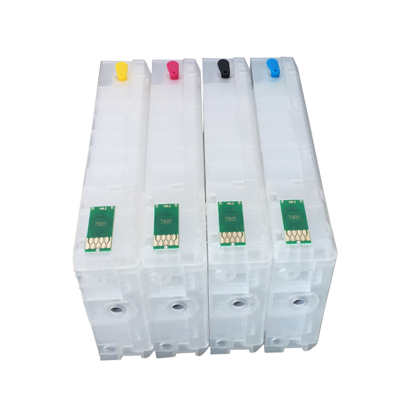Refillable Ink Cartridge with ARC chip T7891 T7892 T7893 T7894 for EPSON Pro WF-5110 5190 5620 5690 printer