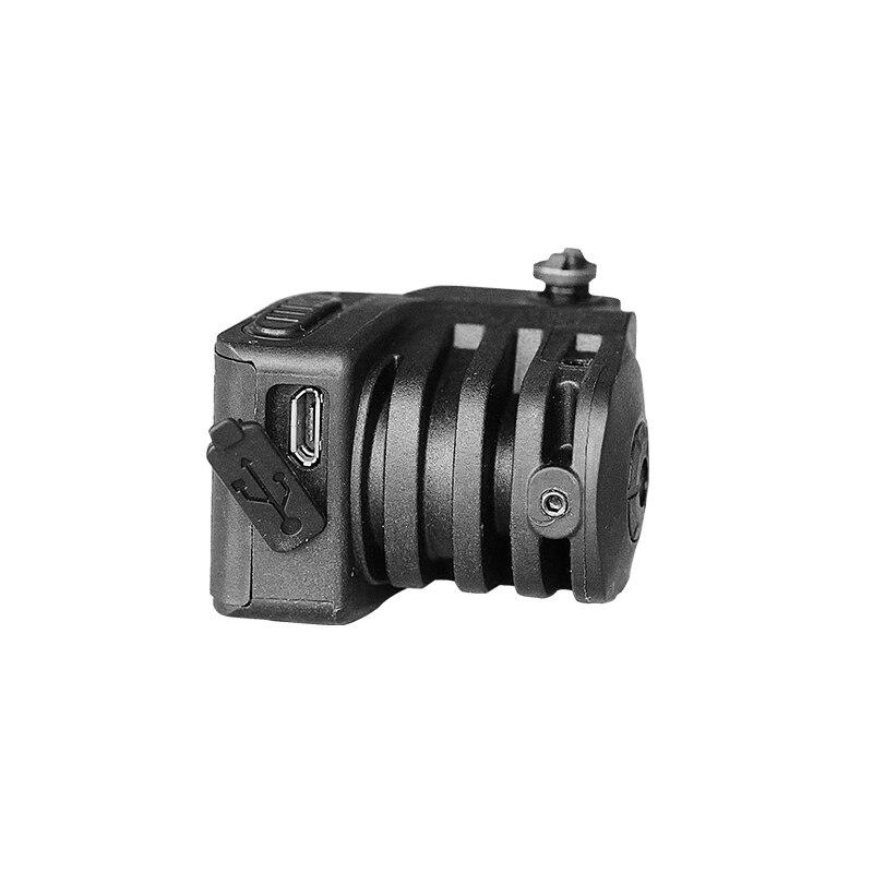 Laserspeed justerbar självförsvar taktisk mini skena monterad - Jakt - Foto 5