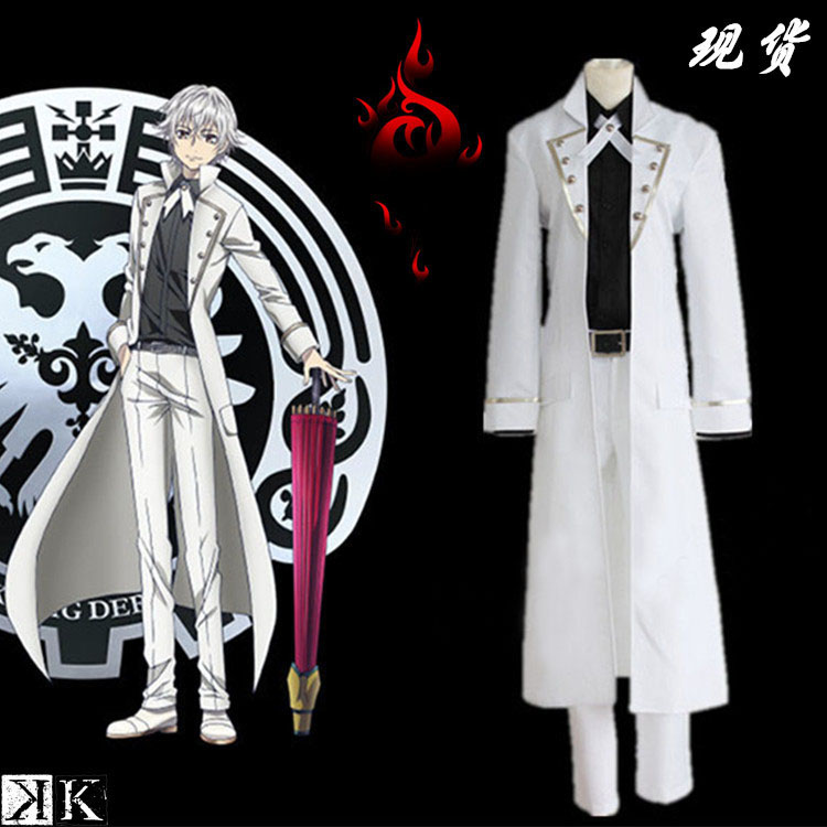 K project return of kings Isana Yashiro Cosplay Costume