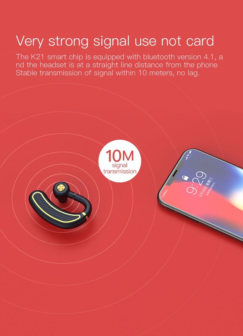 very strogn Bluetooth Headset