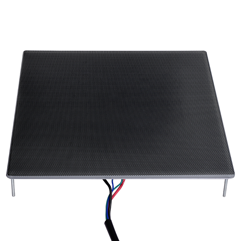 ثلاثية الأبعاد أجزاء الطابعة Ultrabase Heatbed منصة بناء سطح طبق من الزجاج 310x310x4 مللي متر ل Ender-3 MK2 MK3 الساخن السرير ملصق
