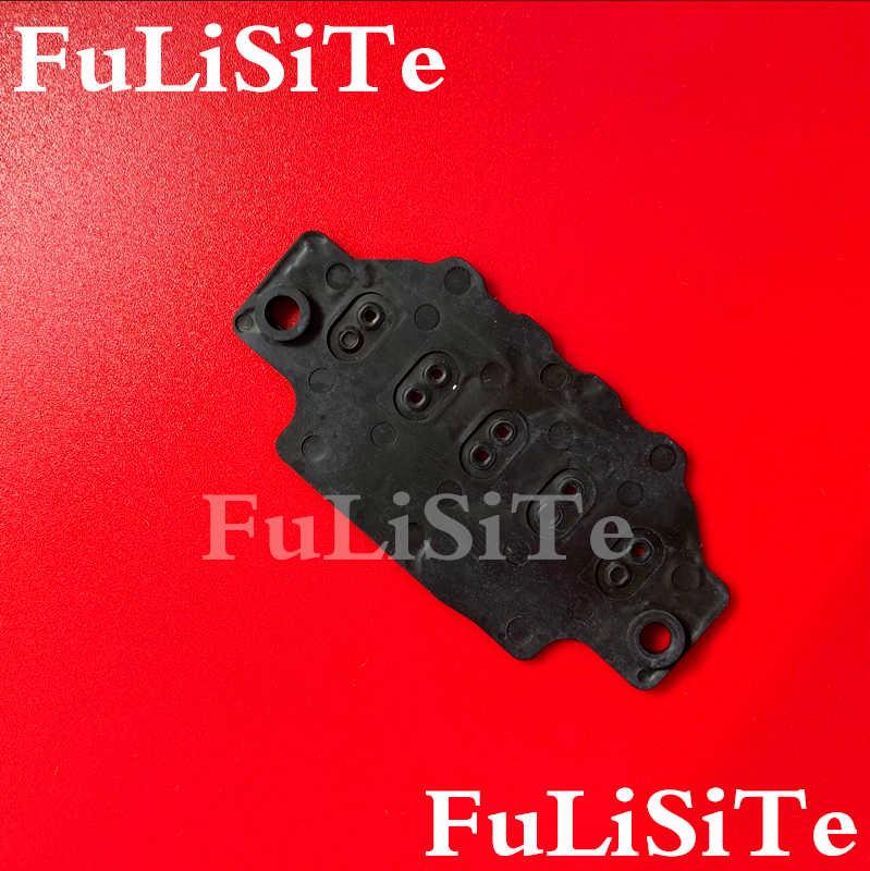 Asli Fulisite Printer Bagian DX7 Printhead Adaptor Perbaikan Parts Rubber Mat