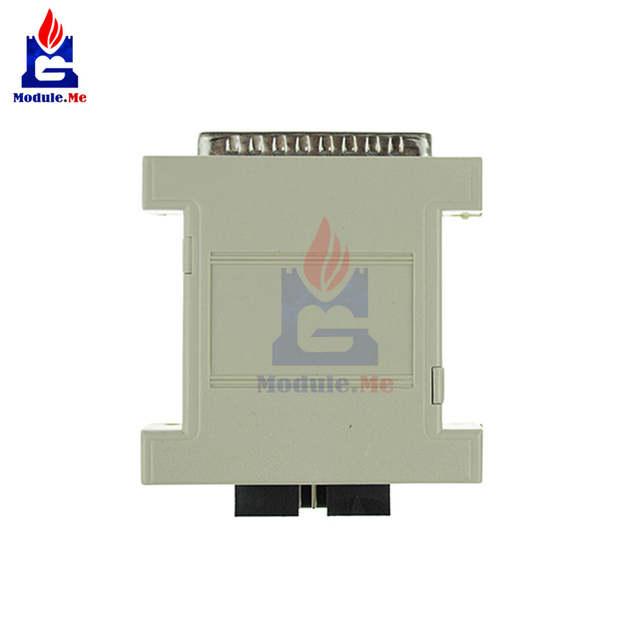 MSP430 Programmer Parallel Debugger JTAG Emulator Female Adapter Download  Cable Wire