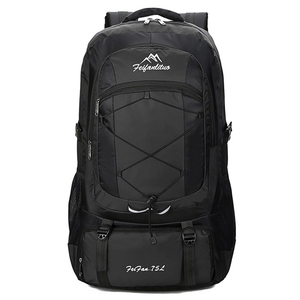 Image 1 - 75л водонепроницаемый мужской рюкзак унисекс, дорожный рюкзак, спортивная сумка для отдыха на природе, альпинизма, альпинизма, рюкзак для мужчин
