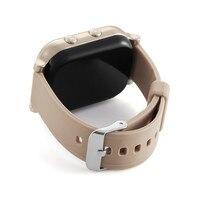 GPS Tracker sos זקן שעון סלולרי לילדים עם תפקוד מסך מגע נייד שעון חכם smartwatch פרק כף היד הטוב ביותר