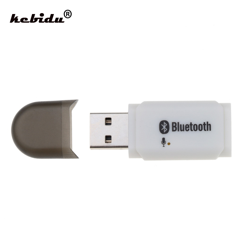 Kebidu Bluetooth 5,0 Adapter Usb Für Computer Pc Wireless Bluetooth Lautsprecher Musik Empfänger Usb Adapter Car Kit Unterhaltungselektronik Tragbares Audio & Video