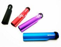 Lightweight CNC Aluminum buttstock tube for AEG M4 M16 airsoft Stock Pipe purple red black blue DE