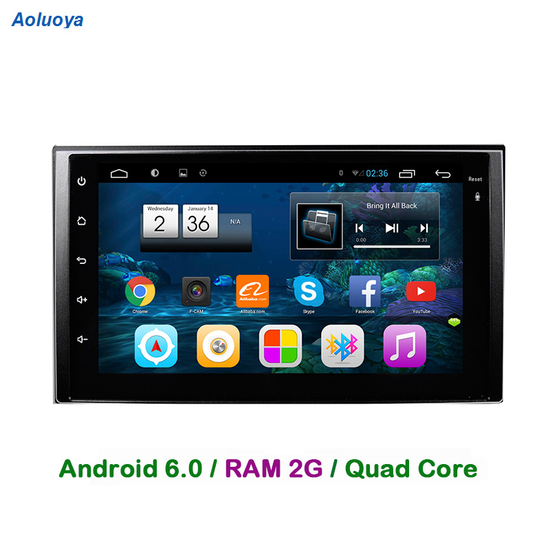 Aoluoya RAM 2GB Android 6 0 CAR DVD GPS Player For KIA Sportage 2004 2009 sorento
