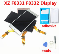 Touch Screen For SONY Xperia XZ F8331 F8332 LCD Display Digitizer Sensor Glass Panel Assembly Replacement Parts Free Tools