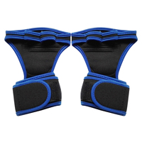 Top Quality 1 Pair Power Weight Lifting Training Gym Straps Pull Up Wrist Support Gloves Outdoor