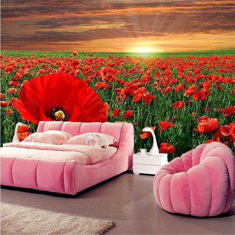 Flower Garden Wallpaper beautiful flower garden wallpaper reviews - online shopping