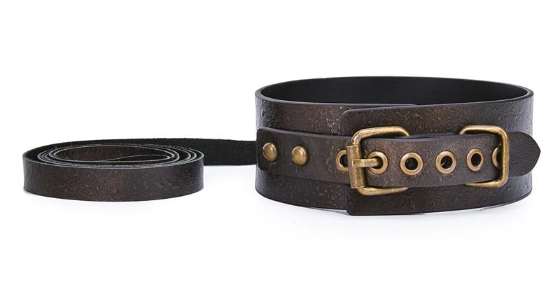 Collare Vintage (Brown) 12