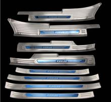 Special for skoda Kodiak threshold bar special stainless steel welcome pedal