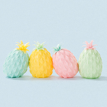 MrY Pineapple Shape Scented Fruit Toy kids Squeeze Toys Office Pressure Stress Reliever Toys Anti-stress for Boy Girl New