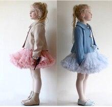 Bébé Filles Tutu Jupe Pelucheux 2-18 Ans Enfants Ballet Enfants Pettiskirt Bébé Fille Jupes Princesse Tulle Partie De Danse jupes