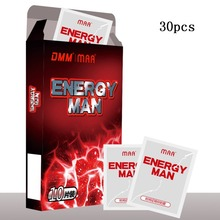 DMM/MAA 30PCS/SET Natural Male Penis Delayed Wipes Erection Enlargement Delay Oil Adult Health Products