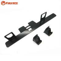 Universal ISOFIX Belt Connector Interfaces Guide Bracket Car Baby Child Safety Seat Belts Holder