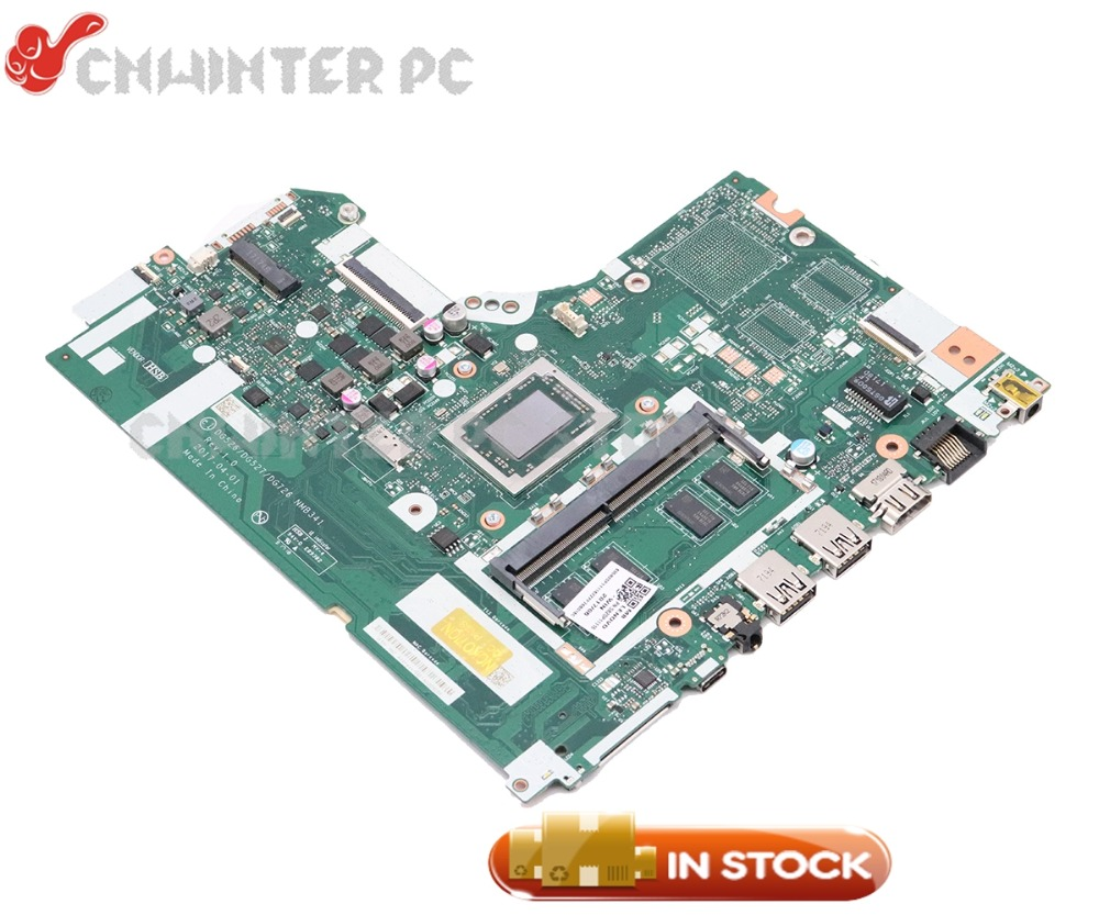 NOKOTION Laptop <font><b>Motherboard</b></font> For <font><b>Lenovo</b></font> <font><b>IdeaPad</b></font> <font><b>320</b></font>-15ABR A12-9720P CPU 5B20P11116 DG526 DG527 DG726 NMB341 NMB-341 image