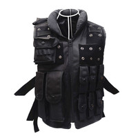 Military Army Vest Hunting Molle SWAT Vest Outdoor Combat Camouflage Body Protective Pockets Vest Sports Waistcoat