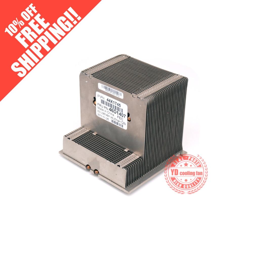 FOR IBM server System X3400 X3500 M2 M3 cpu heatsink 46D1407 44X1745
