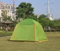 Alltel 300*300*210 CENTIMETRI Ultralarge carpas de camping 4-8 persone impermeabile tenda da campeggio tenda sole riparo grande gazebo