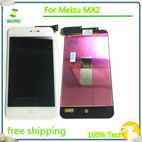 4.4 inch 100% Test LCD Display For Meizu MX2 LCD Display Touch Screen Digitizer Assembly For Meizu MX2 M040