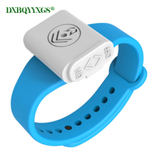 Outdoor essential Electronic portable Ultrasonic Anti Mosquito Repeller Deworming bracelet Insect Repellent pest reject control