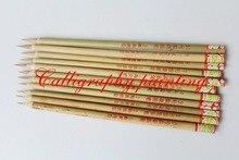 11 шт. #0 #10 Набор китайских чернил Gongbi Sumi e, тонкие Контурные кисти, Волчья шерсть