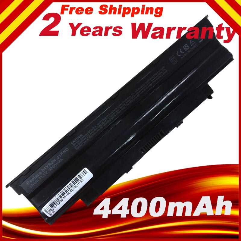 все цены на New Laptop Battery for Dell Inspiron 3420 3520 15r 17r 14r 13r N5110 N5010 N4110 N4010 N7110 N3010 M5110 M4110 M501 M503 онлайн