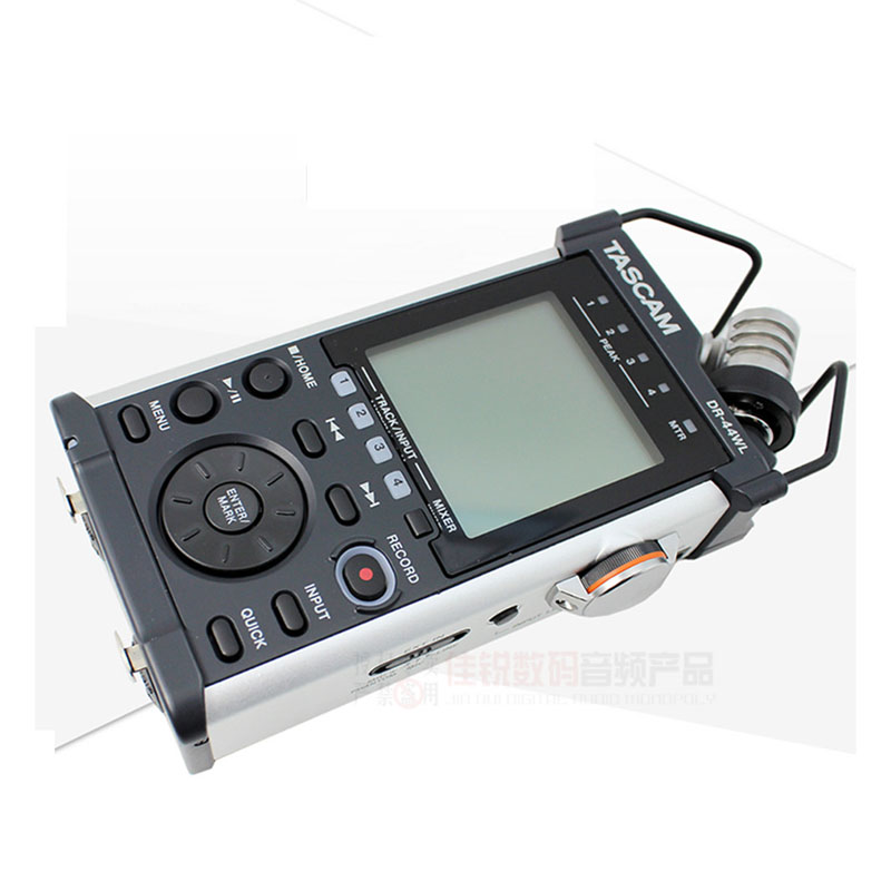 TASCAM DR44WL DR-44WL 4-channel voice recorder USB audio HIFI recorder recording pen WIFI transmission control genuine licensed диктофон tascam dr 44wl