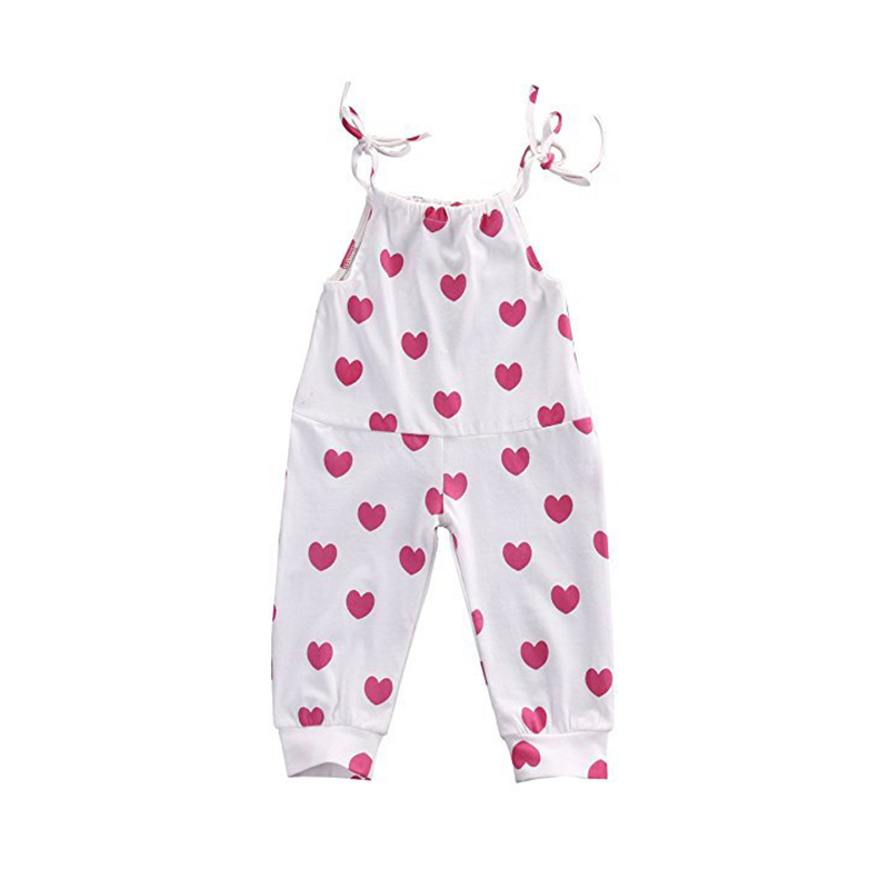 baby cute Fashion rompers boys girls clothing Cotton condole belt love belt overalls Siamese trousers