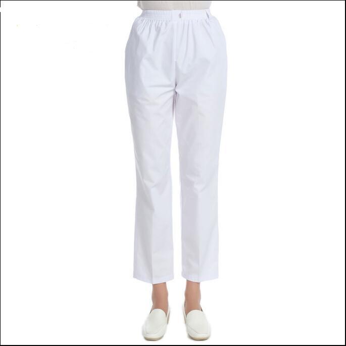 Nurse pants Winter Full Elastic Medical nurse pants Plus size Trousers Women