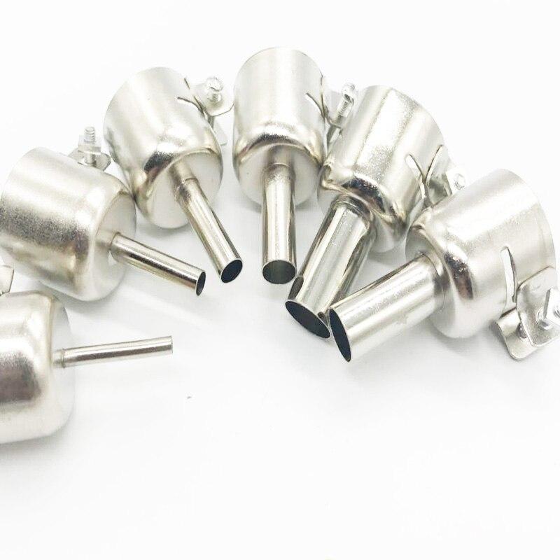 3//4//5//10mm BGA Circular Nozzles 850 Hot Air Rework Reflow Soldering Station