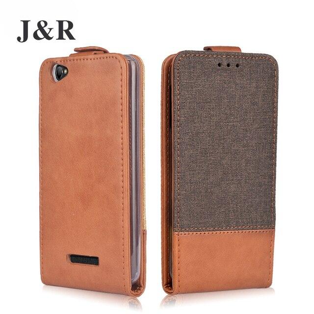 PSP7501DUO Case Luxury PU Leather Cover Case For Prestigio Grace R7 PSP7501 Duo Case Flip Protective Phone Bag J&R Brand