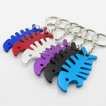 2015 new arrival Funny fish bone bottle opener, Fahion beer Creative Gift for business ss1349