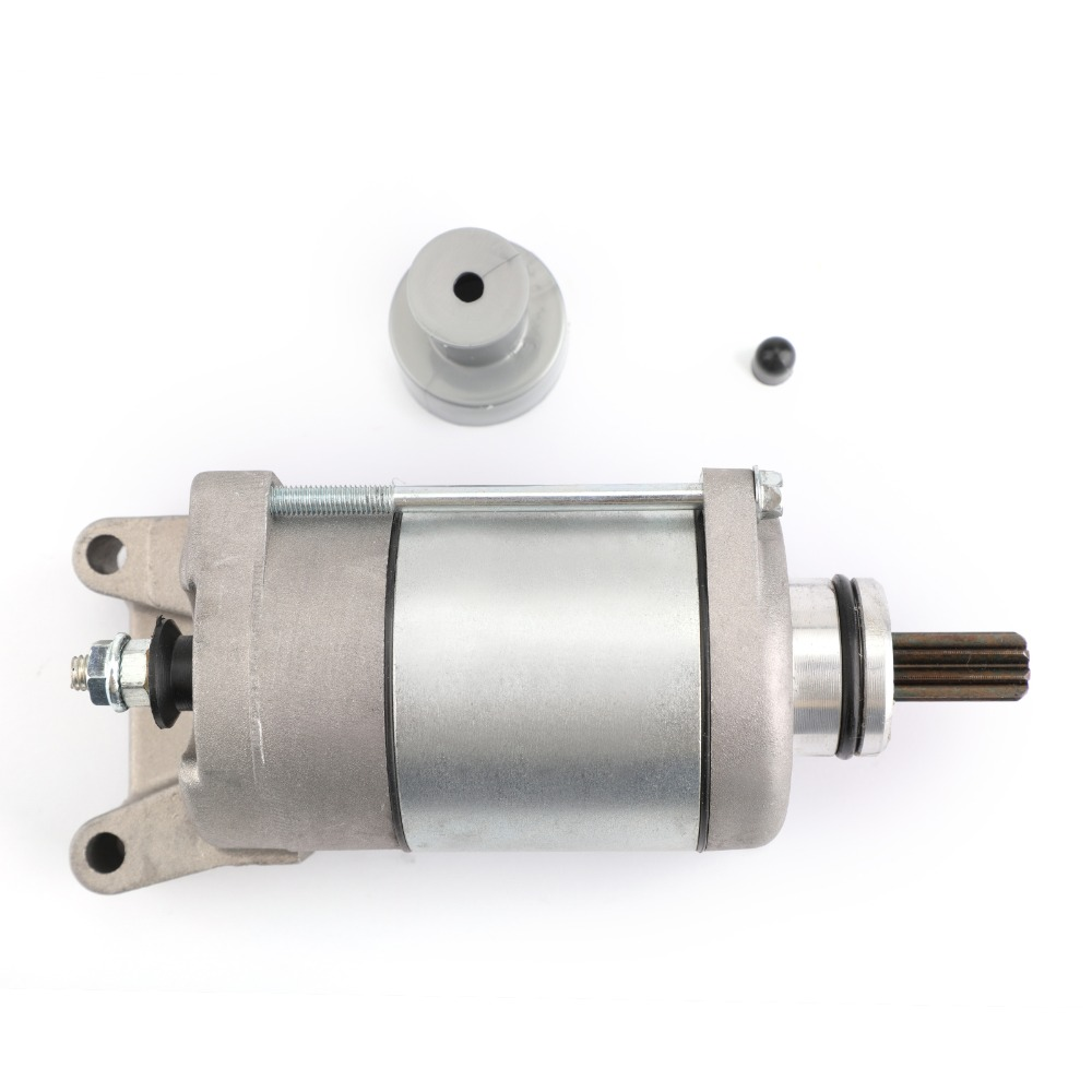 Areyourshop Motorcycle Electric Starter Motor for Honda CRF230 CRF230F 08 17 CRF230L 08 09 CRF230M 2009
