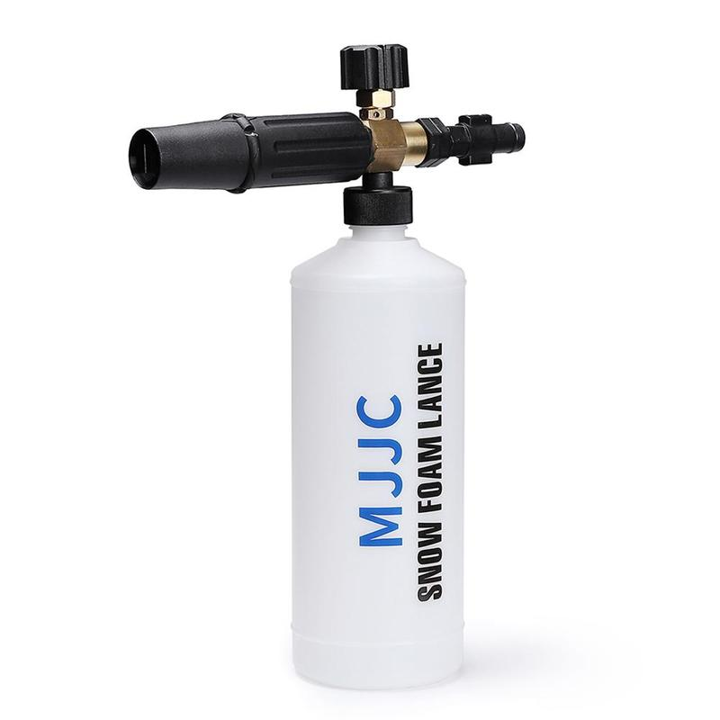 Image 3 - New MJJC Foam Lance For Nilfisk Rounded Fitting for Nilfisk Gerni Stihle Pressure Washer Car Wash With High Pressure-in Water Gun & Snow Foam Lance from Automobiles & Motorcycles