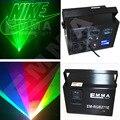 Сенсорный ЖК-экран 5 Вт rgb лазерный свет, ILDA 5 вт RGB лазерный проектор, 5000 МВт полноцветный лазерный освещения для dj дискотека событие