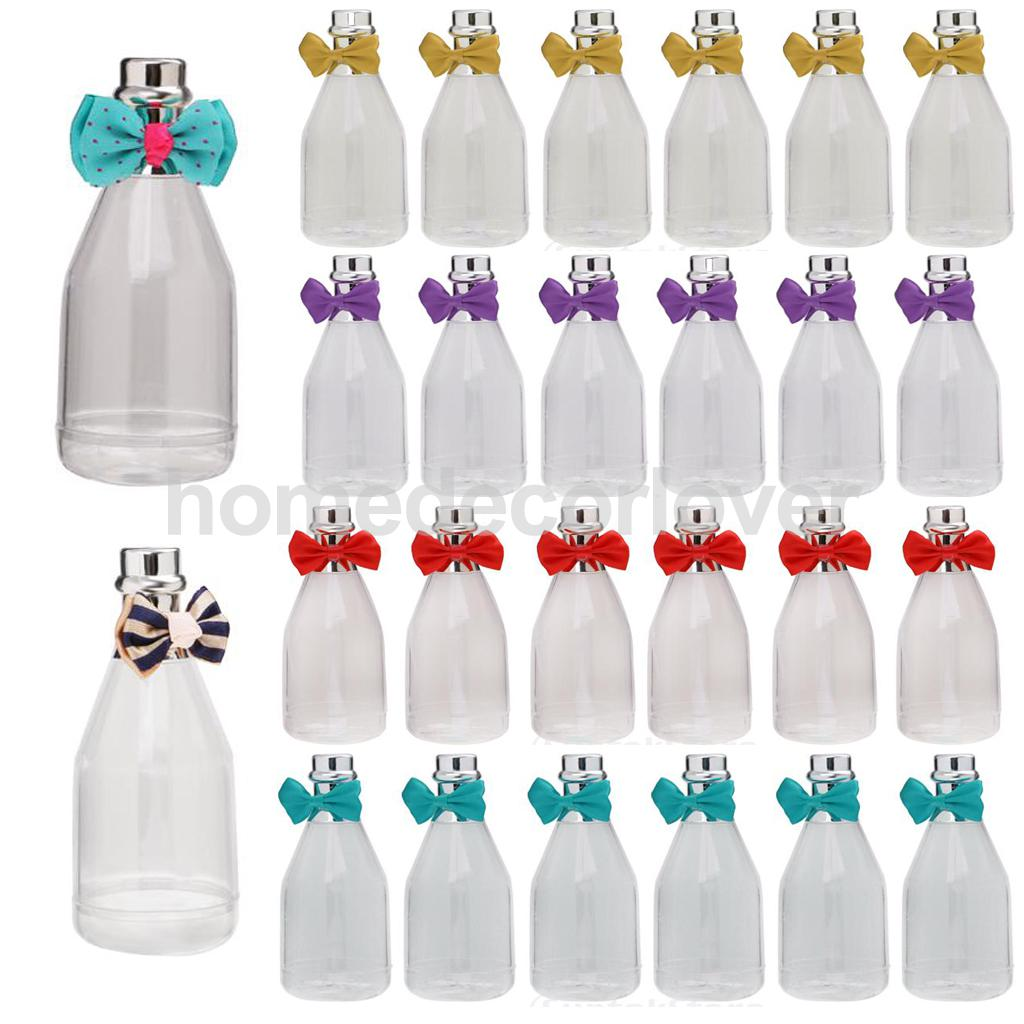 New Hot Sale 12x Fillable Champagne Bottles Decorative Wedding Party ...