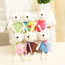 Cute Rabbit Doll Baby Soft Plush Toys For Children Bunny Sleeping Mate Stuffed &Plush Animal Infants Gifts